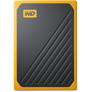 WD My Passport GO SSD 1TB žltý