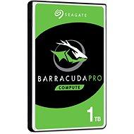 Seagate BarraCuda Pro Laptop 1 TB - Pevný disk