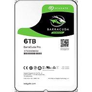 Seagate BarraCuda Pro 6 TB - Pevný disk