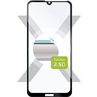 FIXED Full-Cover na Huawei Y7 (2019) čierne - Ochranné sklo