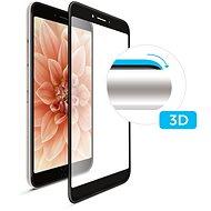 FIXED 3D Full-Cover na Huawei P30 s lepením cez celý displej čierne - Ochranné sklo