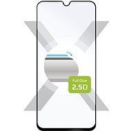 FIXED Full-Cover na Samsung Galaxy A40 lepenie cez celý displej čierne