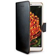 CELLY Wally pre Huawei Y6 prime (2018) čierne - Puzdro na mobil