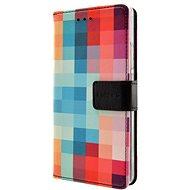 FIXED Opus na HTC Desire 650, motív Dice - Puzdro na mobil