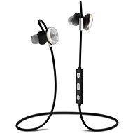 FIXED Steel A2DP strieborné - Bluetooth Headset