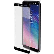 CELLY Full Glass pre Samsung Galaxy A6+ (2018) čierne