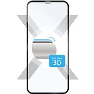 FIXED 3D Full-Cover pre Apple iPhone XS Max/11 Pro Max čierne
