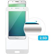 FIXED Full-Cover pre Nokia 3.1 biele - Ochranné sklo