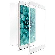 FIXED pro přední a zadní stranu Apple iPhone 7 Plus/8 Plus stříbrné - Ochranné sklo