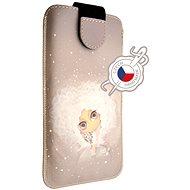 FIXED Soft Slim s Dušinkami 5XL+ Katarína - Puzdro na mobil