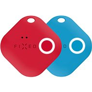 FIXED Smile with Motion Sensor, DUO PACK - Red + Blue - Bluetooth chip tracker