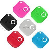 FIXED Smile s motion senzorom 6-PACK, čierny sivý červený modrý zelený ružový - Bluetooth lokalizačný čip
