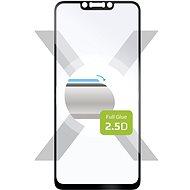 FIXED FullGlue-Cover pre Huawei Nova 3 čierne - Ochranné sklo