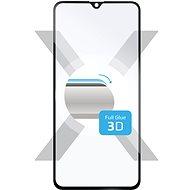 FIXED 3D FullGlue-Cover na Samsung Galaxy A40 s lepením cez celý displej čierne