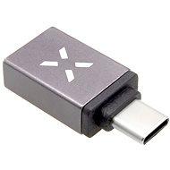 FIXED Link USB-A 3.0 na USB-C sivá