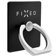 FIXED Ring čierny - Držiak na mobil