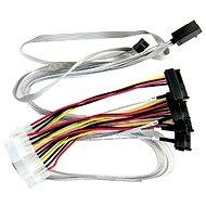 Microsemi ADAPTEC I-HDmSAS-4SAS-SB 0,8 m - Dátový kábel