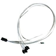 ADAPTEC I-HDmSAS-4SATA-SB 80 cm - Dátový kábel