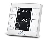 MCOHome Termostat na elektrické vykurovanie V2, Z-Wave Plus, biely - Inteligentný termostat