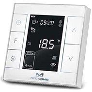 MCOHome Termostat na vodné kúrenie a kotly V2, Z-Wave Plus, biely - Inteligentný termostat