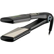 Gamma Piú Extra Pro Nano Titanio XL LCD – titánová - Žehlička na vlasy