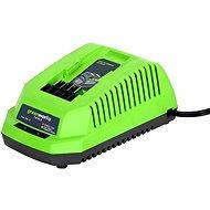 Greenworks G40C - Nabíjačka akumulátorov