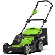 Greenworks G40LM41 - Rotační sekačka