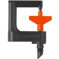 Gardena Mds – rotačný rozprašovací zavlažovač 360° - Zavlažovač