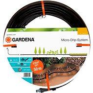 Gardena Mds – kvapkacia hadica podzemná, 50 m + základný prístroj 1000 - Záhradná hadica