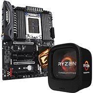 Akční balíček GIGABYTE X399 AORUS PRO + CPU AMD RYZEN Threadripper 1900X