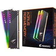 GIGABYTE AORUS 16GB KIT DDR4 3600 MHz CL18 RGB - Operačná pamäť
