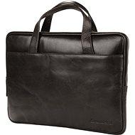 "dbramante1928 Leather case Silkeborg 13"" Black - Taška na notebook"