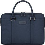 dbramante 1928 AVENUE PURE Stelvio Slim Bag PURE pre Laptop 14'' Blue - Taška na notebook