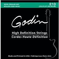 GODIN E-10 Electric High-Definition Strings - Struny