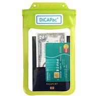 DiCAPac WP-565 zelené - Vodoodolné puzdro