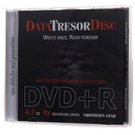 DATA TRESOR DISC DVD+R 1 ks v škatuľke - Médiá