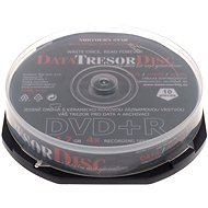 DATA TRESOR DISC DVD+R 10ks cakebox - Médiá