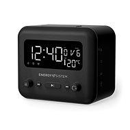 Energy Sistem Clock Speaker 2 Bluetooth Graphite - Rádiobudík