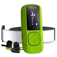 Energy Sistem MP3 Clip Bluetooth Sport 16 GB Greenstone - MP3 prehrávač