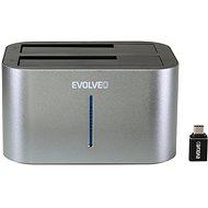 EVOLVEO DION 2, 10 Gb/s - Externá dokovacia stanica