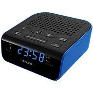 Sencor SRC 136 BU čierno-modrý - Rádiobudík