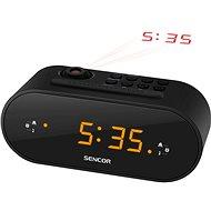 SENCOR SRC 3100 čierny - Rádiobudík