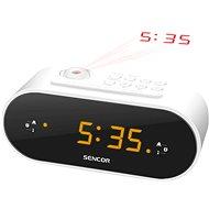 Sencor SRC 3100 biely - Rádiobudík