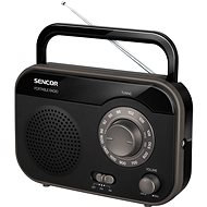 Sencor SRD 210 B - Rádio