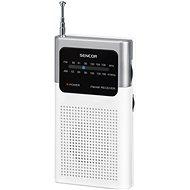 Sencor SRD 1100 W - Rádio