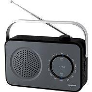 Sencor SRD 2100 B - Rádio
