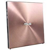 ASUS SDRW-08U5S-U ružová + softvér - Externá napaľovačka
