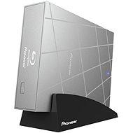 PIONEER Externá Blu-ray napaľovačka BDR-X09T - Externá napaľovačka