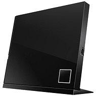 ASUS SBW-06D2X-U čierna - Externá Blu-Ray napaľovačka