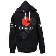 eXtatus esport mikina čierna